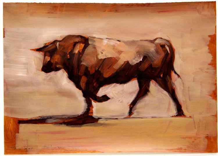 Toro XXII (study)
