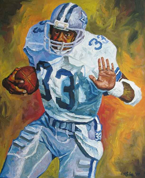 Dallas Cowboys - Tony Dorsett -
