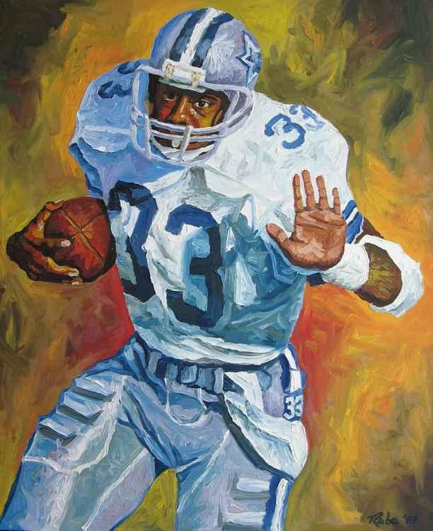 Dallas Cowboys - Tony Dorsett