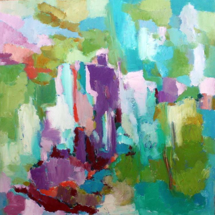 Summer joy 39x39', 100x100cm - Image 0