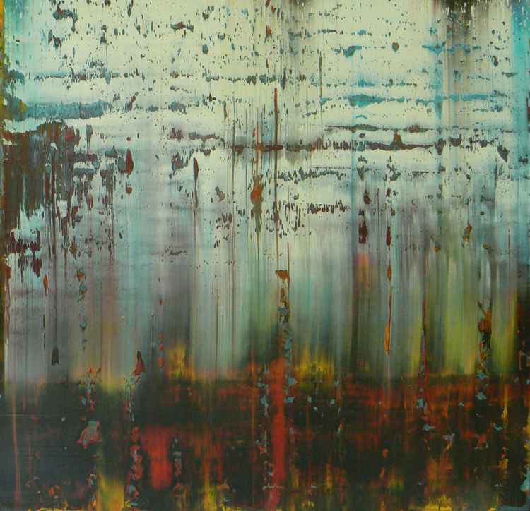 Richter Scale - Between Heaven and Hell - SOLD -