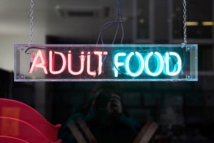 Adult Food, London - Image 0
