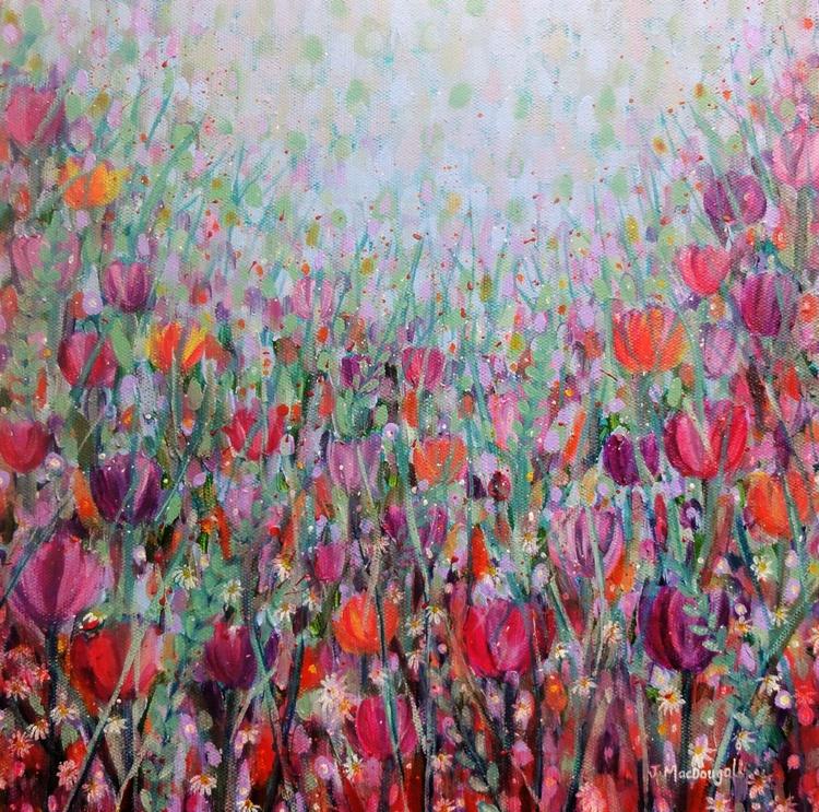 Tangle of Tulips - Image 0