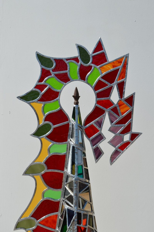 Stained Glass Dragon - Image 0