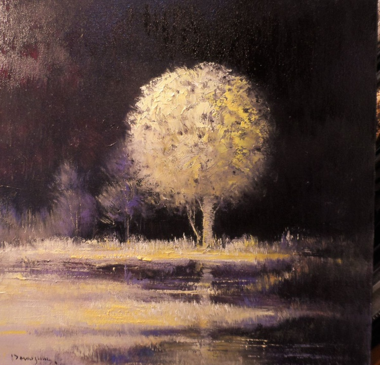 Night Tree;;;;;; - Image 0