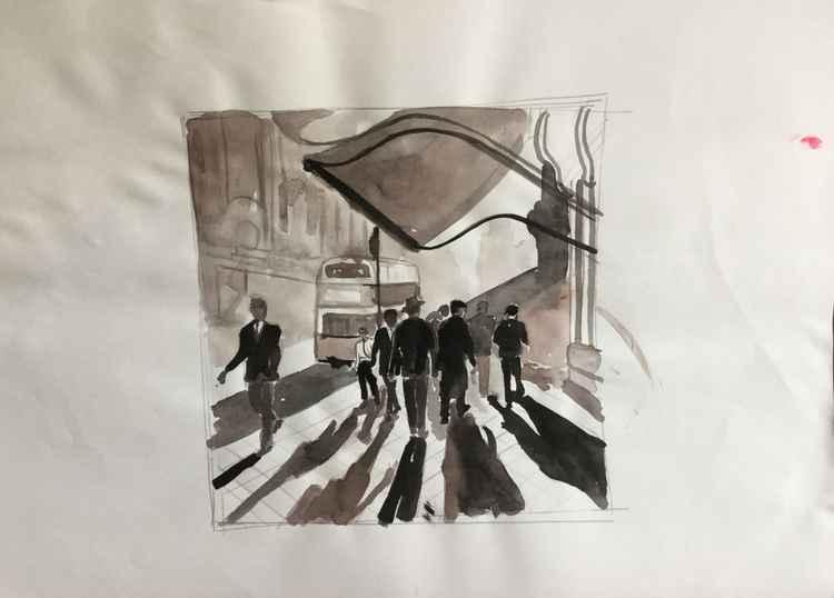 Street / Ombre