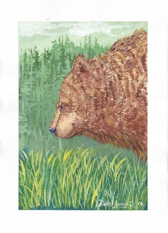The bear(FREE-SHIPPING)
