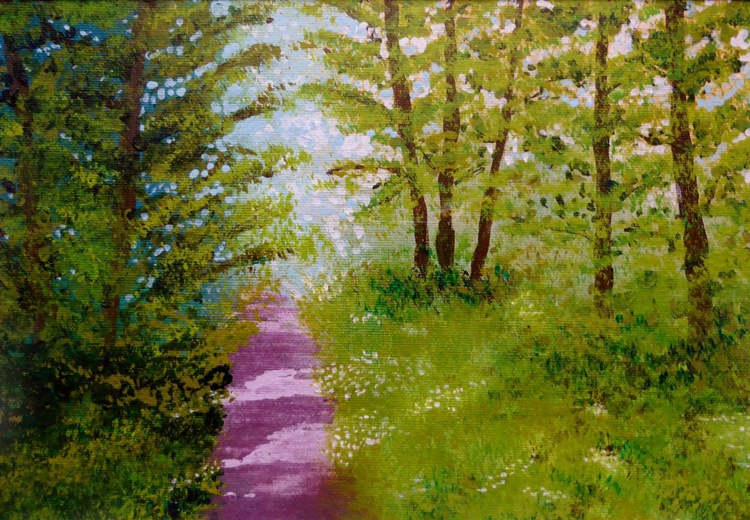 A Walk in the Woods - Image 0