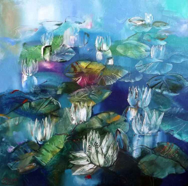 Water Lilies -