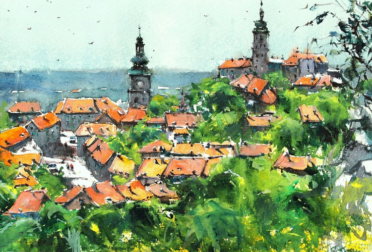 Summer in Mikulov - Image 0