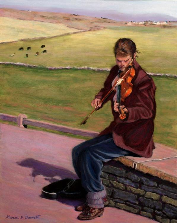 Irish Fiddler - Image 0
