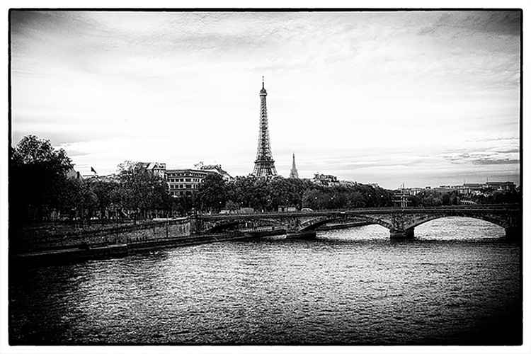 Parisian View -