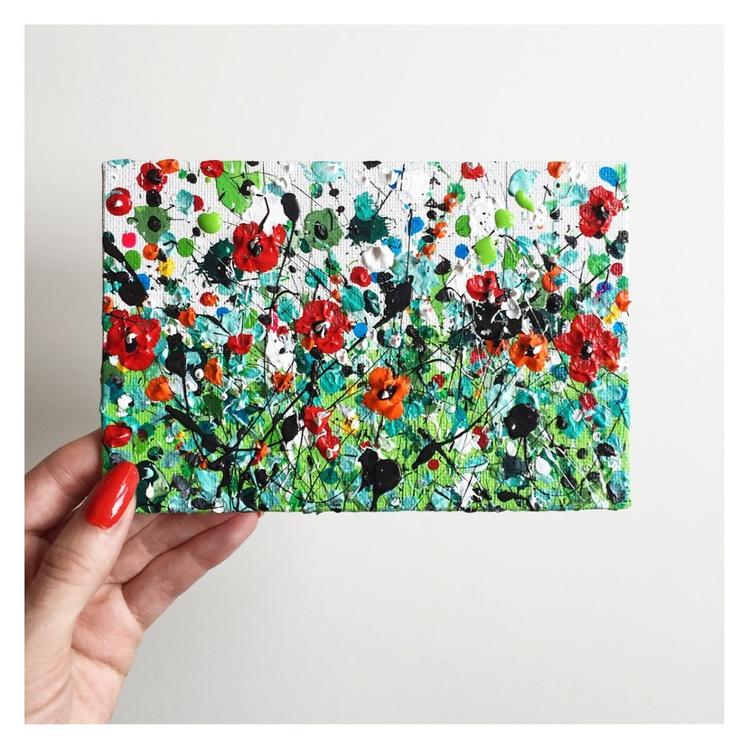 Little Poppy Field - Image 0