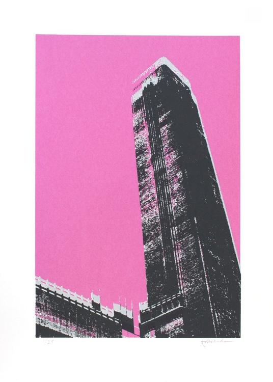 Tate Modern (pink) - Image 0