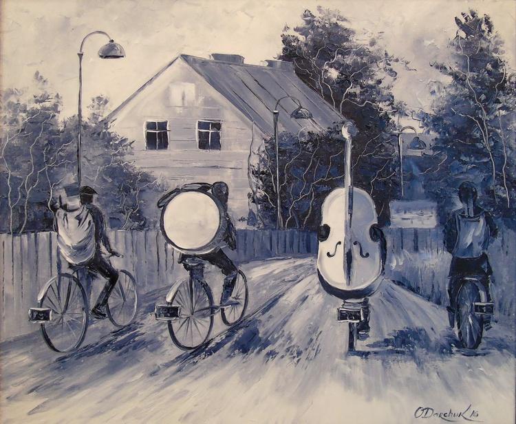 Street musicians - Image 0