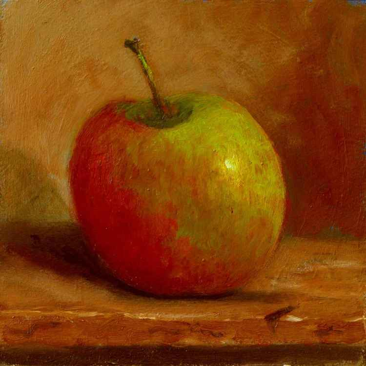 Still Life 'Apple' Daily painting