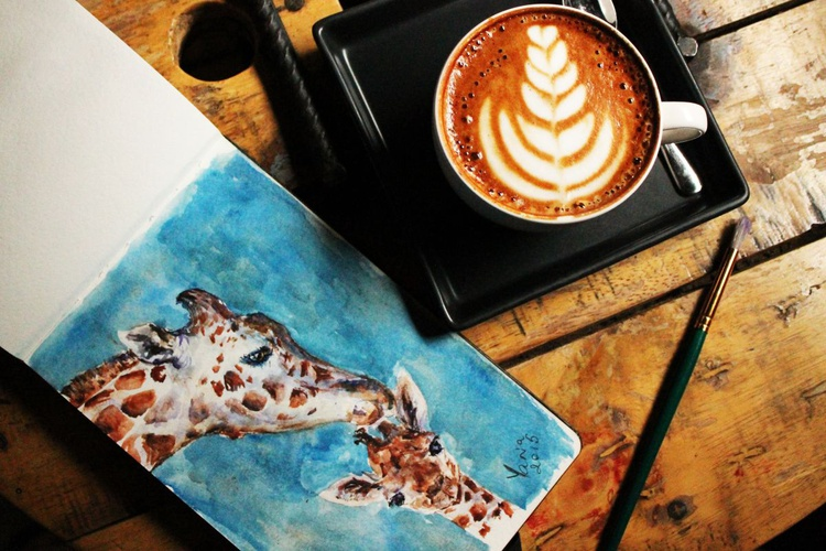 Giraffes - Image 0
