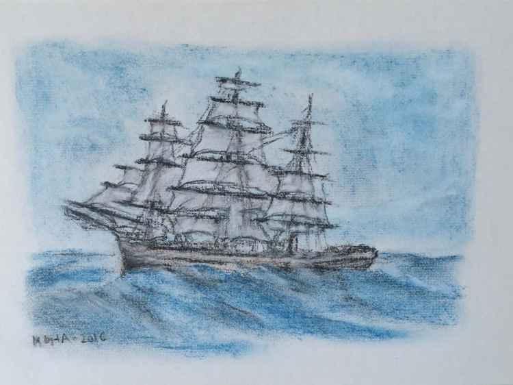 Sailboat # 5