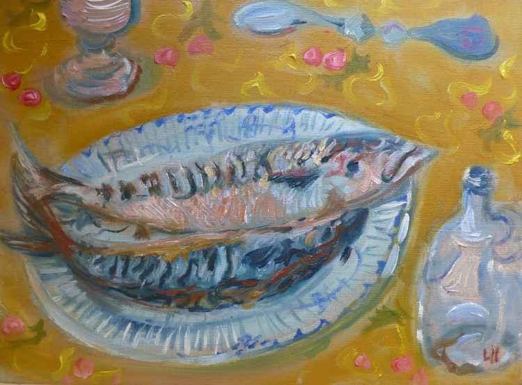 2 mackerel -