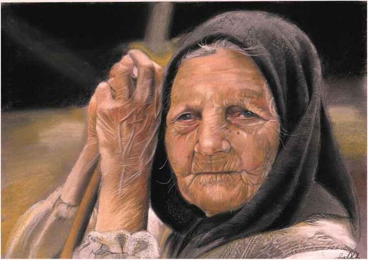 """""""nonna Maria"""" -"""