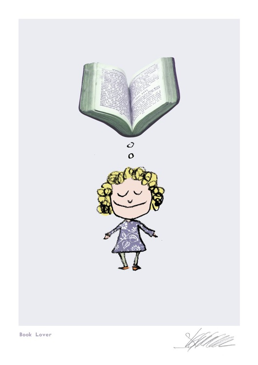 Book Lover - Image 0