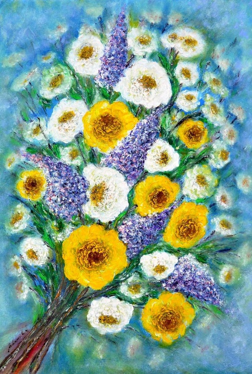 Bouquet of flowers - Image 0