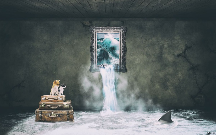 The Flood - Limited Edition of 10 - Image 0
