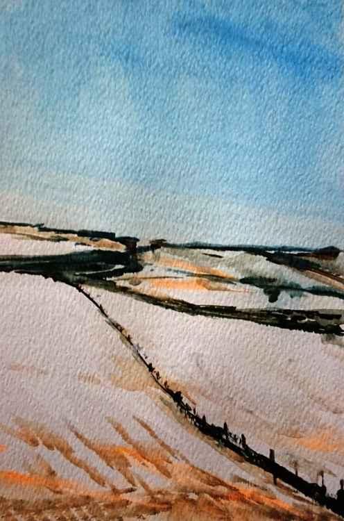 Fields Of Snow No.4