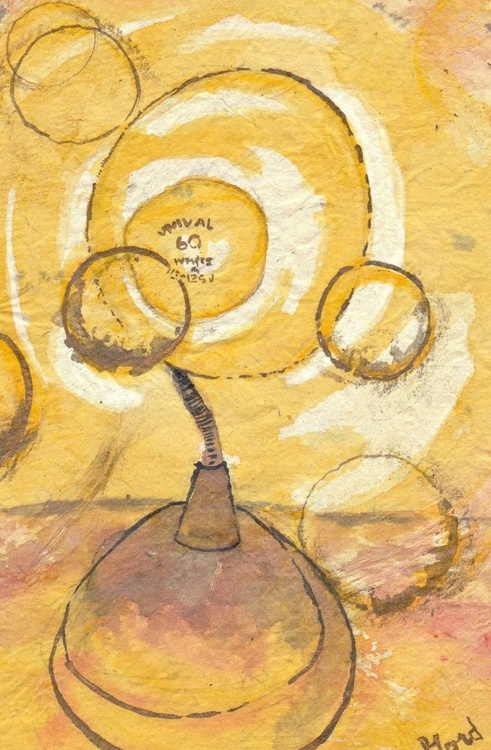 The lamp, P.5 - Image 0