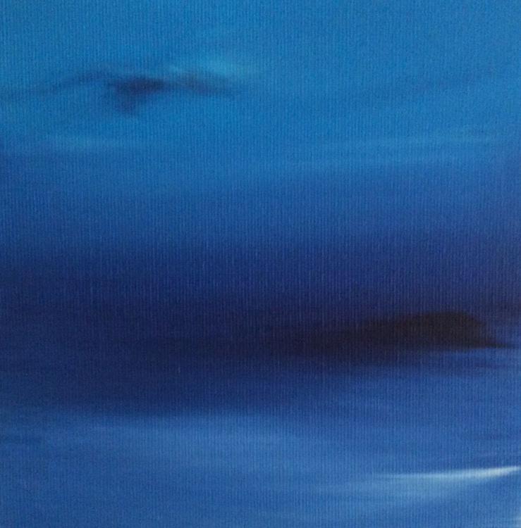 """"""" the eye shape cloud """" ( miniature size) - Image 0"""