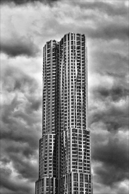 Frank Gehry High Rise Lower Manhattan 2 - Image 0