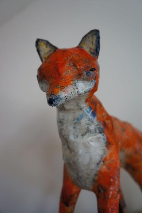 Fox Sculpture - Image 0
