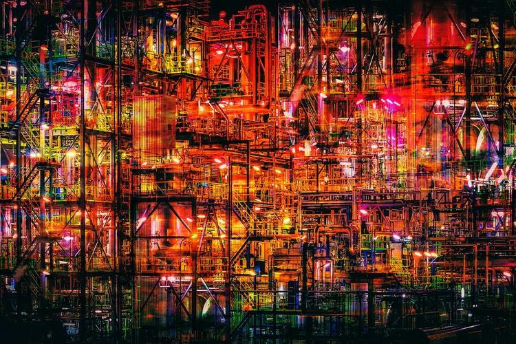 Industrial VI - Image 0