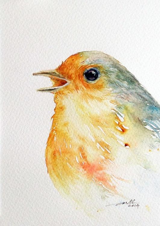 Singing Robin - Image 0