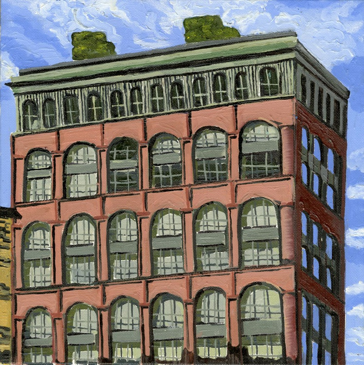 Red Cube Condo, Tribeca - Image 0