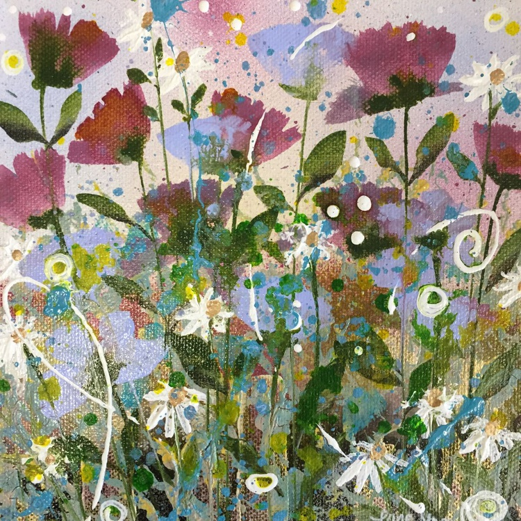 Country blooms - Image 0
