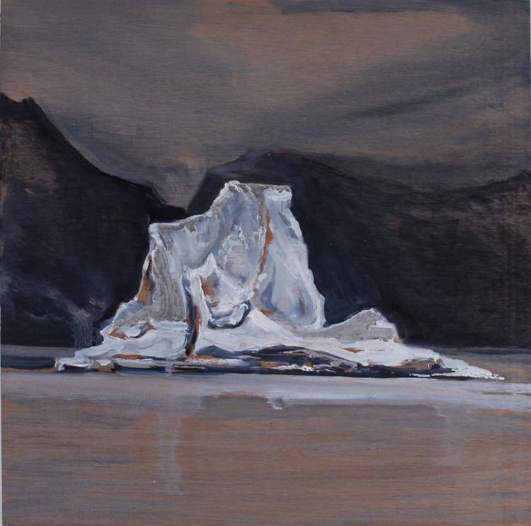 Large Iceberg with Silver - Image 0