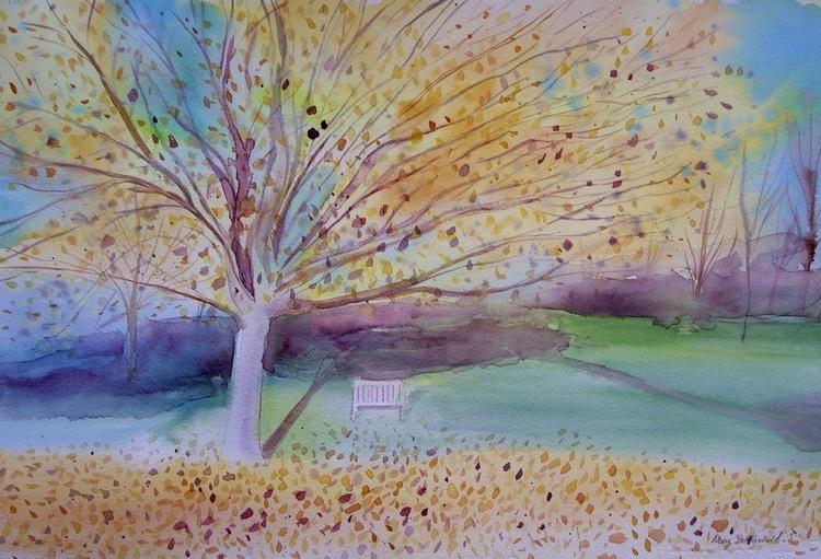 Autumnal blaze - Image 0