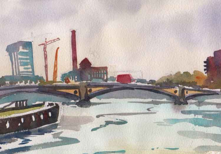 Battersea Bridge -