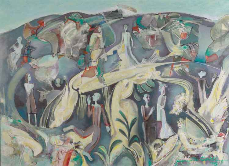 Larba de demult (De grashalmen van toen)    (Cat N° 5206)