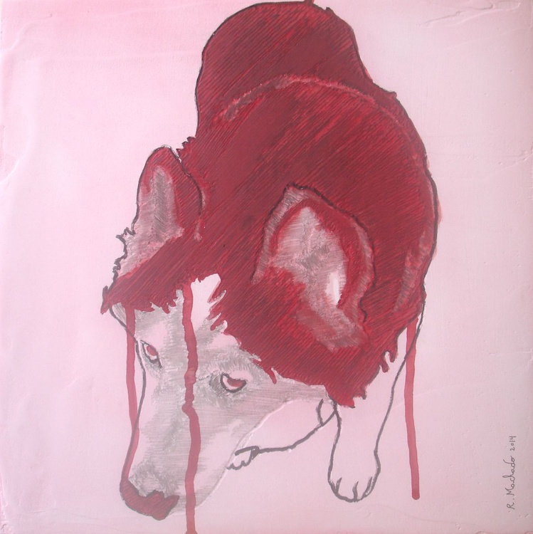 Husky Carved III - Image 0