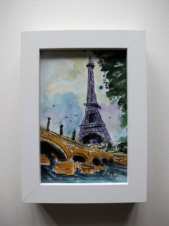 EIFFEL TOWER PARIS VIEW - Image 0