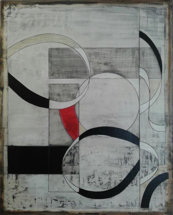 Hot Spot-----XXL Painting 120x150 cm - Image 0
