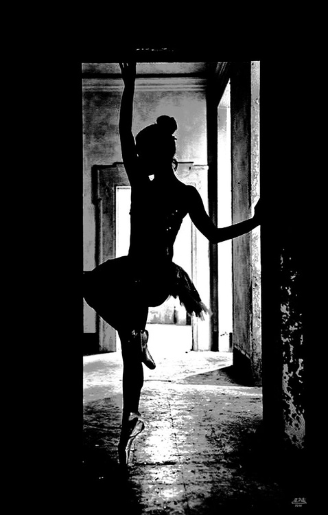 Dancer Silhouette #1 - Image 0