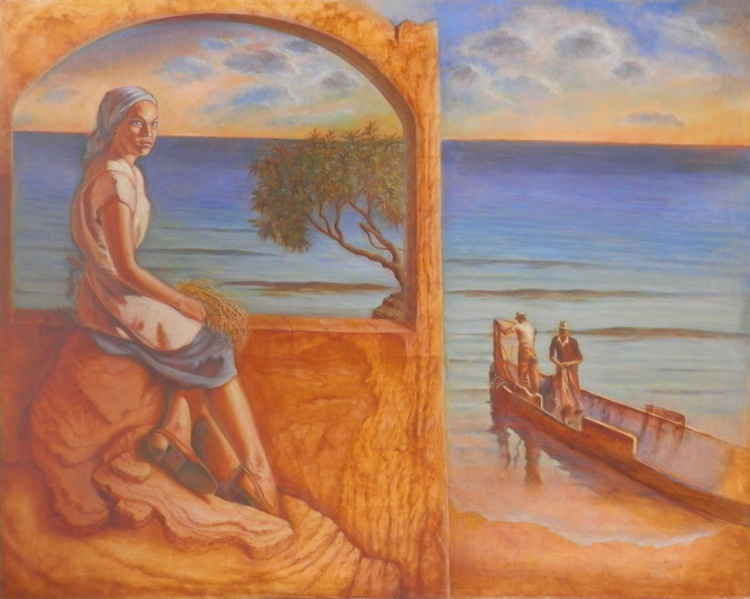 Between land and sea - Image 0