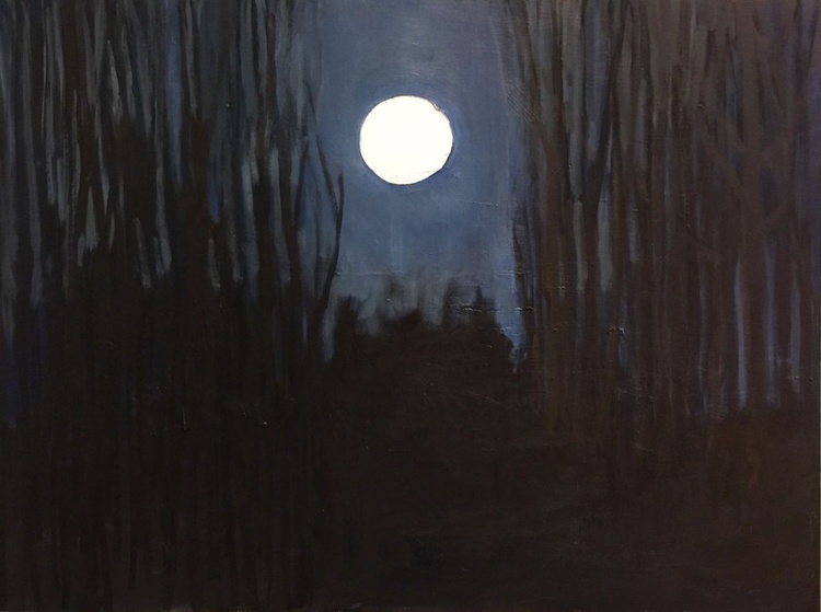 Full Moon Forest - Image 0