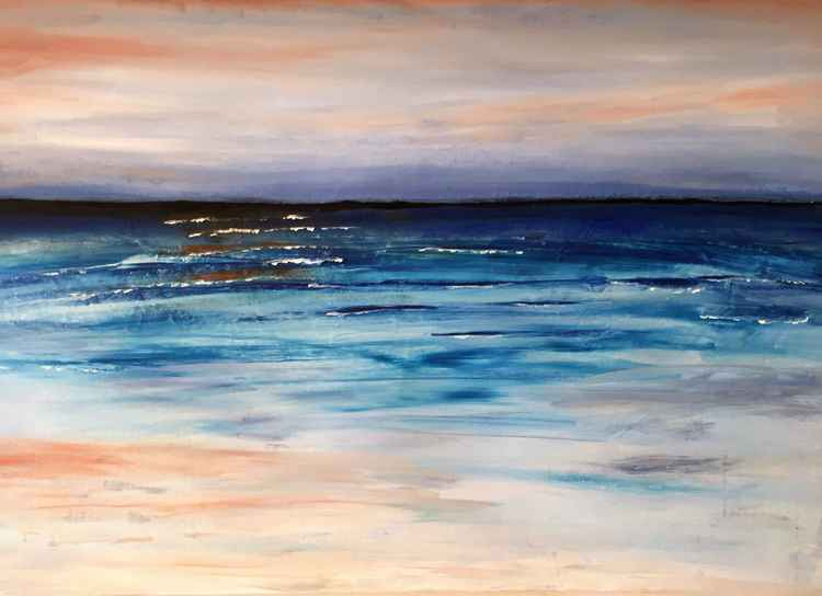 Seascape Abstract #1 -