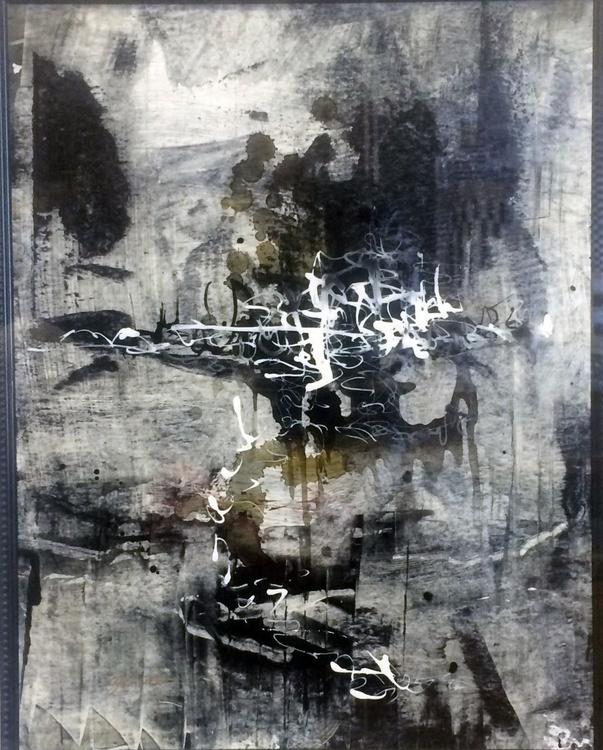 The Prophacy of Braque's Descending Castle - Image 0