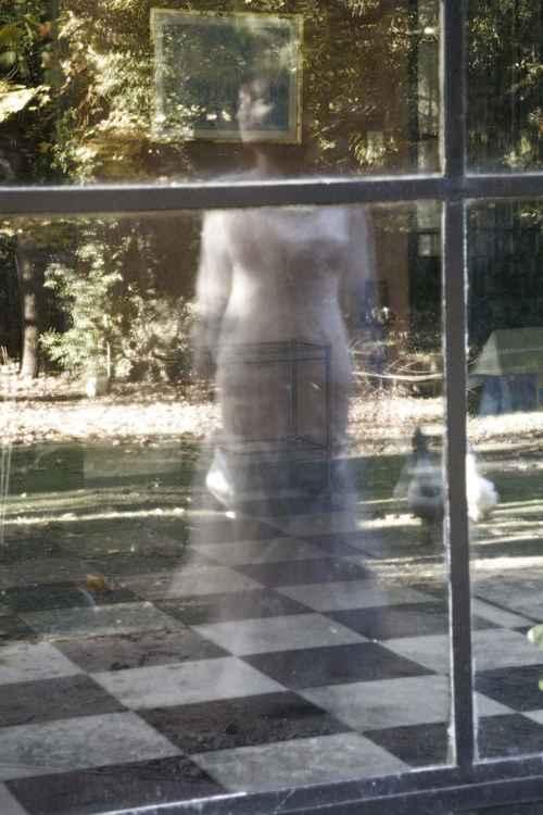 Camila - window -