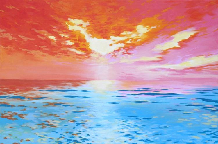 Untitled Sea Scape - Image 0